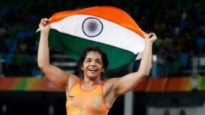 Sakhi Malik India medal Rio