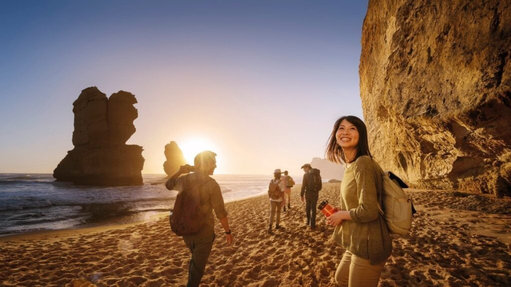 Indian tourist growth in Australia