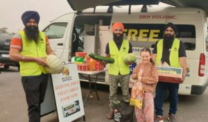 indians help bushfire victims Australia